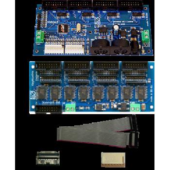 hwce2-bundle #1 MIDI Encoder System