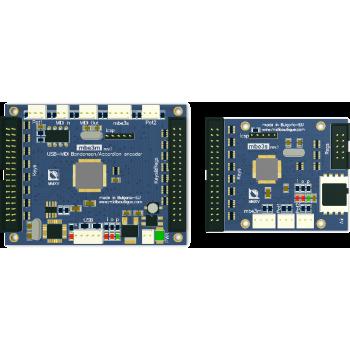 mbe3-USB kit MIDI Encoder