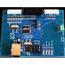 mkc64u MIDI Encoder
