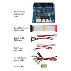 mkcv64smf-bundle #4 MIDI Encoder System