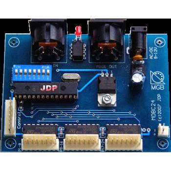 mdbc24 MIDI Encoders
